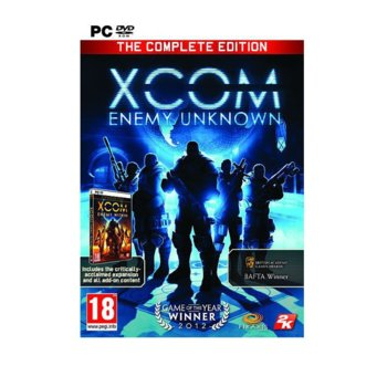 XCOM Enemy Unknown The Complete Edition product
