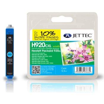 HP (CD972AE) Cyan Jet Tec product