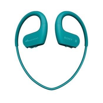 MP3 плейър, Sony Walkman NW-WS623, 4гб памет, син image