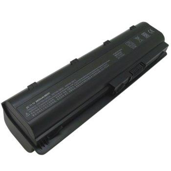 Батерия (заместител) за лаптоп HP, съвместима с G42/G62/DM4/dv5-2000/DV6-3000/CQ42/CQ62/CQ72, 6-cell 10.8V, 8800mAh image