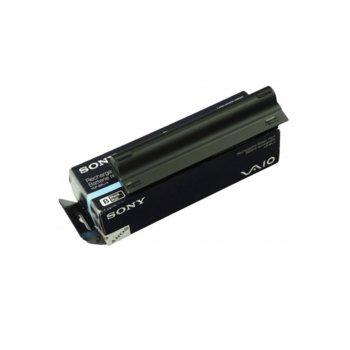 Батерия (оригинална) за лаптоп Sony, съвместима с модели Vaio TT11M VGN-TT13/B VGN-TT13/N VGN-TT17GNX VGN-TT17N/X VGN-TT18N/X VGN-TT190EIN VGN-TT190EIR VGN-TT190EJX/C,  image