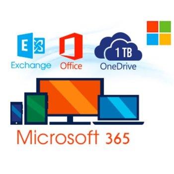 Софтуер Microsoft 365 Business Standard, 1 потребител, 1 месец, български, за Windows и macOS image