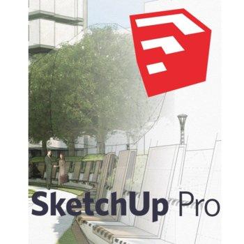 Софтуер SketchUp Pro 2019, за 1 потребител (до 4 устройства), Perpetual License image