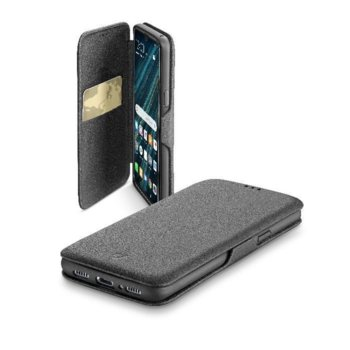 Cellular Line Book Clutch for Huawei P30 black product