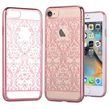Devia Crystal Baroque iPhone 7 Pink DC27575 product