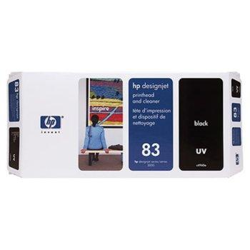 ГЛАВА HEWLETT PACKARD DesingnJet 5000/5000PS - Black head + kit - P№ C4960A image