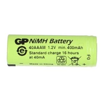 Акумулаторна батерия GP BATTERIES, 40AAAM/ST, 2/3AAA, 1.2V 400mAh, (NiMH), 1бр image