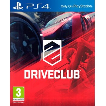 Driveclub product