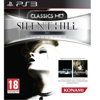 Silent Hill HD Collection product