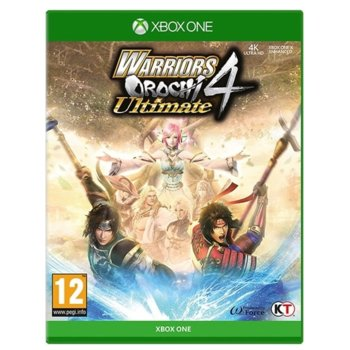 Игра за конзола Warriors Orochi 4 Ultimate, за Xbox One image
