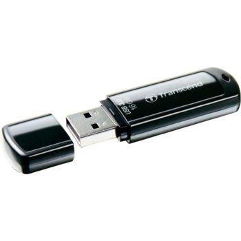 Памет 16GB USB Flash Drive, Transcend JetFlash 700, USB 3.0, черна  image