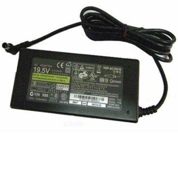 Захранване (оригинално) за лаптопи Sony Vaio 19.5V/3.9A/76W (6.5x4.4) image