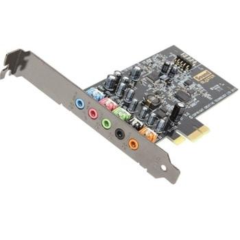 Звукова карта Creative Sound Blaster Audigy FX, 5.1, PCI-E image