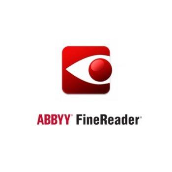 Софтуер ABBYY FineReader Pro, за MacOS, Single User License (ESD), Perpetual, за 1 потребителя image