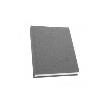 Тетрадка W&W, формат А5, офсет, редове, 80 листа image