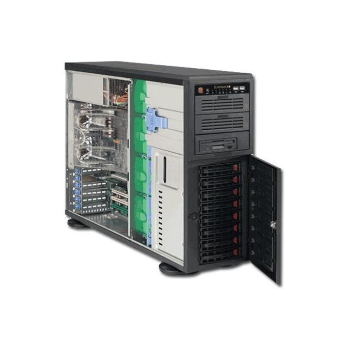 Кутия Supermicro 743TQ-865B-SQ, 4U chassis Tower, с 865W захранване image