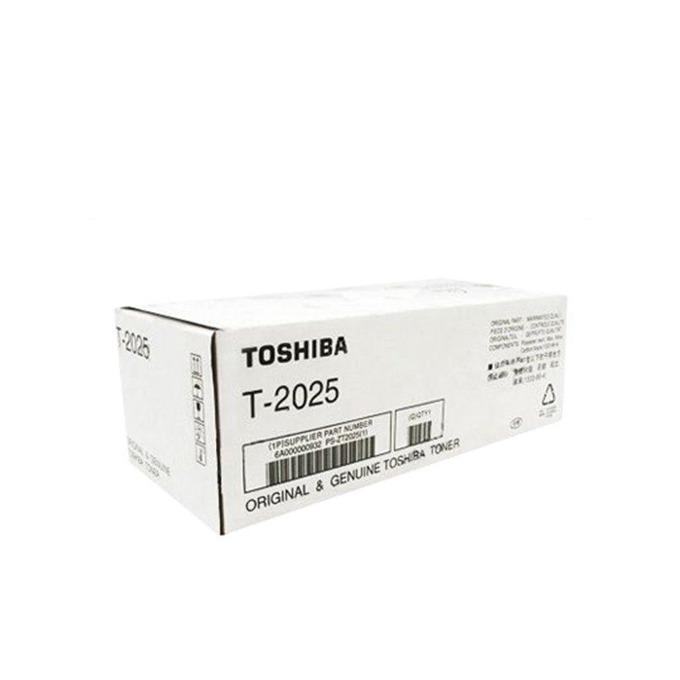 TОНЕР ЗА КОПИРНА МАШИНА TOSHIBA eStudio 200 S - P№ T-2025E - заб.: 3000k image