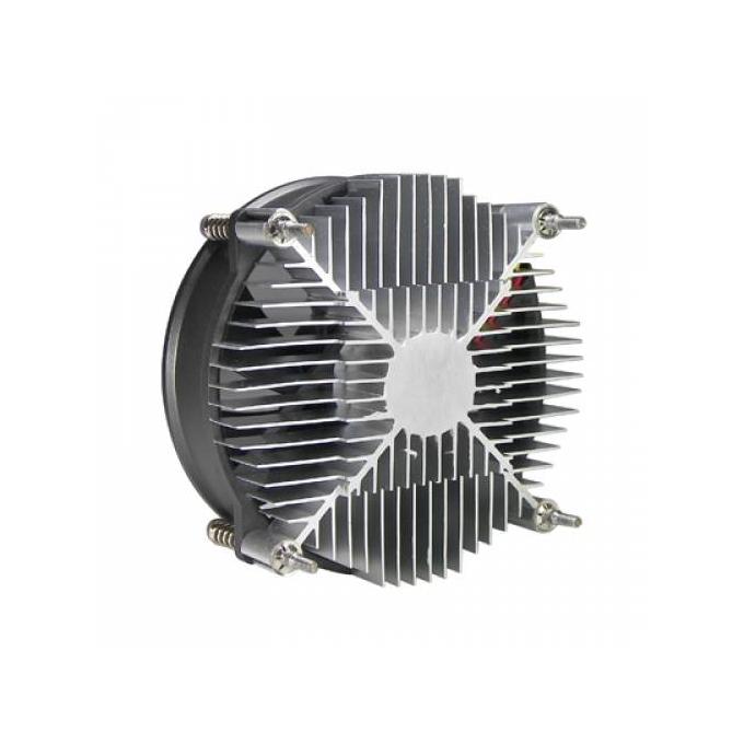 Охлаждане за процесор Spire Minato (SP530S0), алуминиев, LGA775 (до 65W) image
