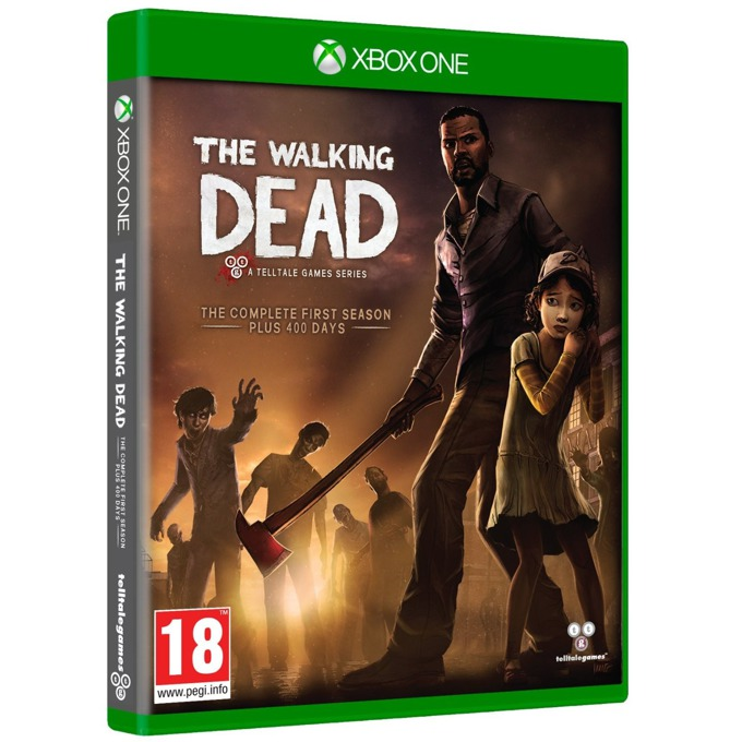 Игра за конзола The Walking Dead - Game of the Year Edition, за Xbox One image