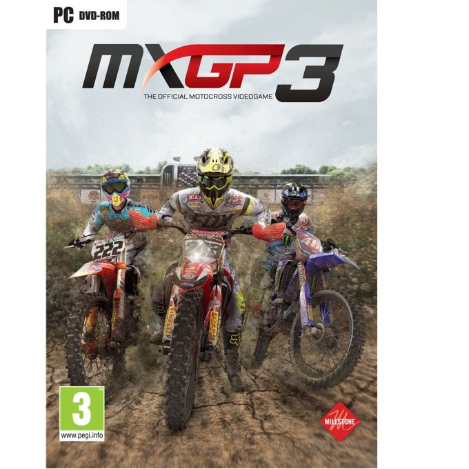 MXGP 3: The Official Motocross Videogame, за PC image