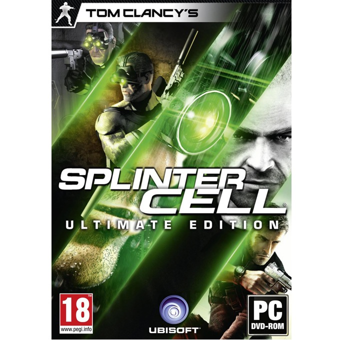 Игра Splinter Cell Ultimate Edition, за PC image