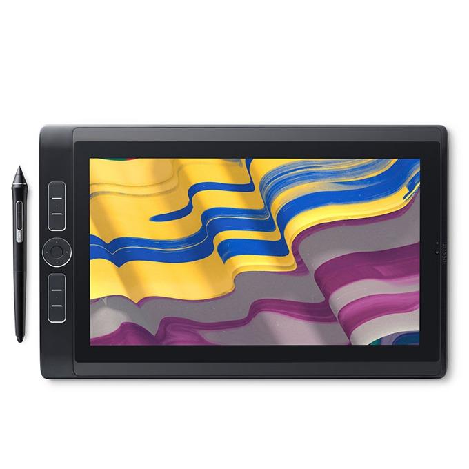 """Графичен таблет Wacom MobileStudio Pro 13 (черен)(DTH-W1320M-EU), 13.3""""(33.78cm) WQHD Multi-Touch LED Display, 256GB SSD, 8GB RAM image"""