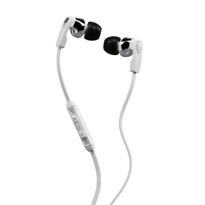 Слушалки Skullcandy Strum In-Ear Headphones (бели), микрофон image
