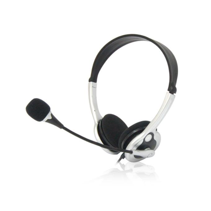 Слушалки VCom DE133, микрофон image