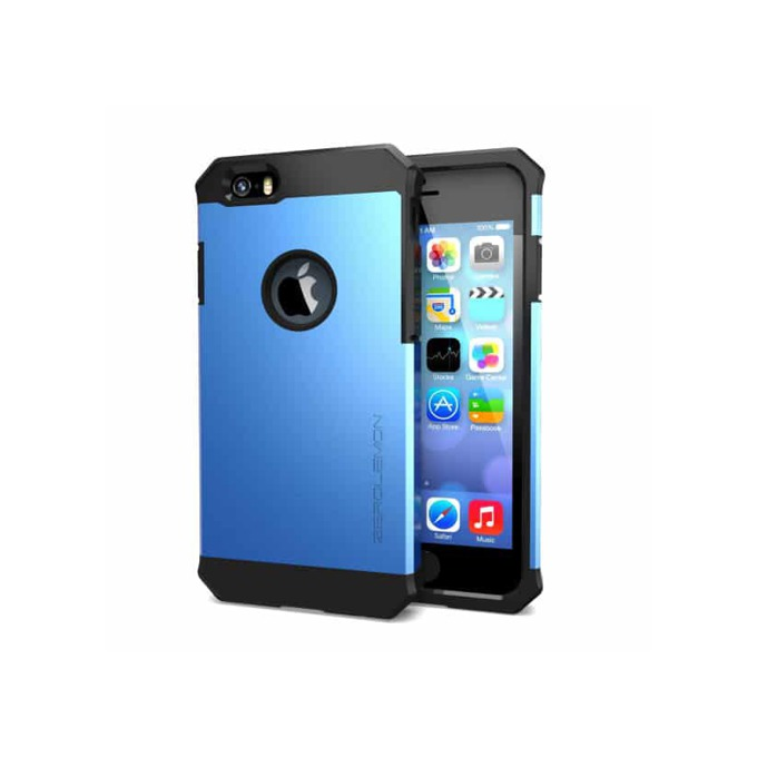 Протектор ZeroLemon за iPhone 6, син image