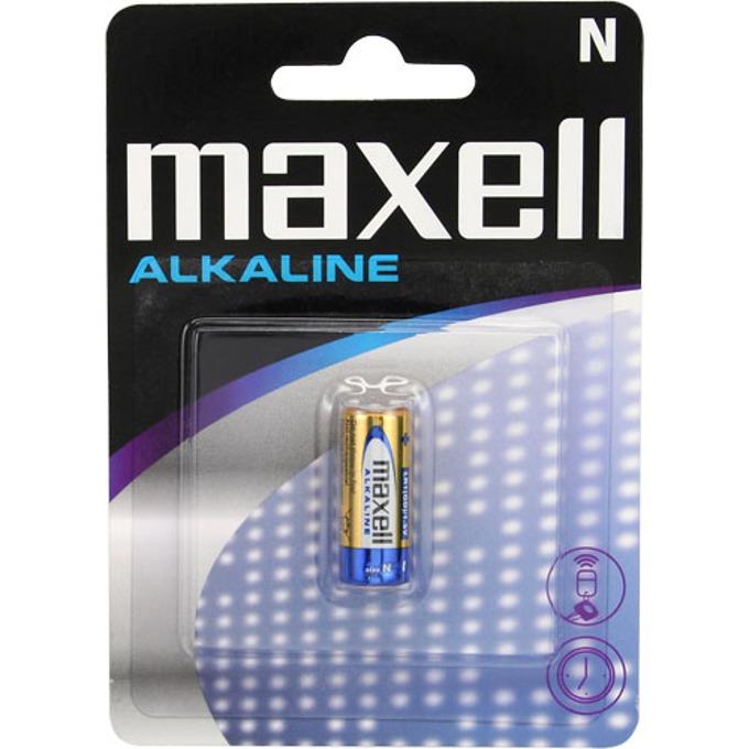 Батерия алкална Maxell LR1, 1.5V, 1 бр.  image