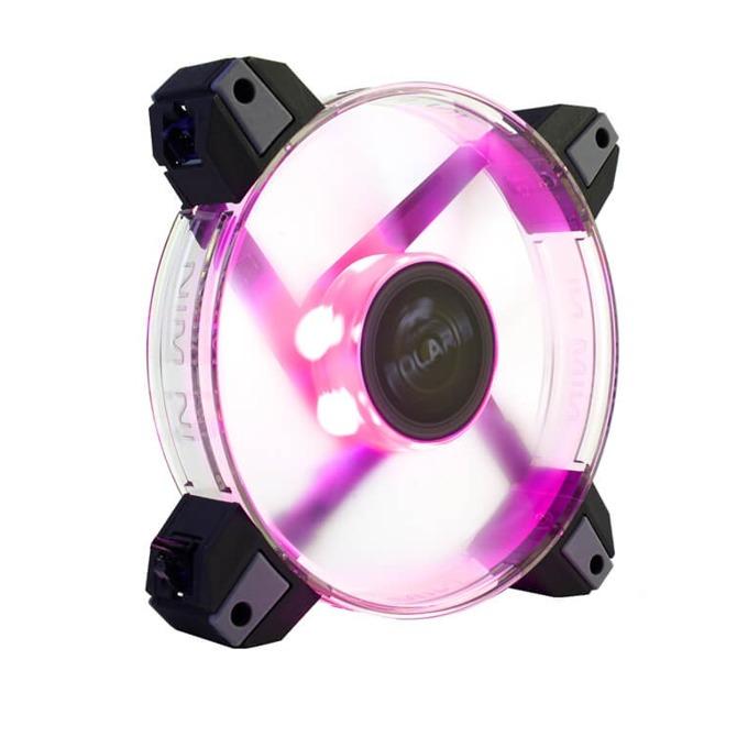 Вентилатор 120mm In-Win Polaris RGB Single, 8-pin, 1280rpm image