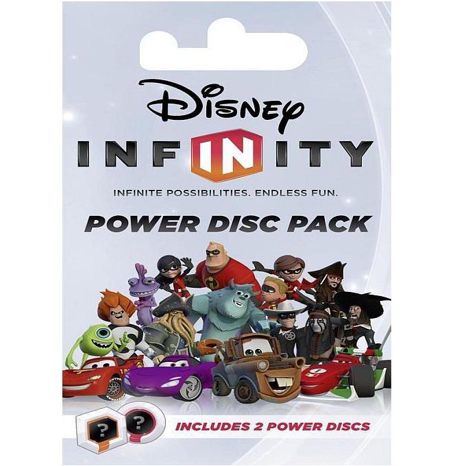 Disney Infinity Power Discs Series 1, за PS3/PS4, Wii U, XBOX 360/XBOX ONE, PC image