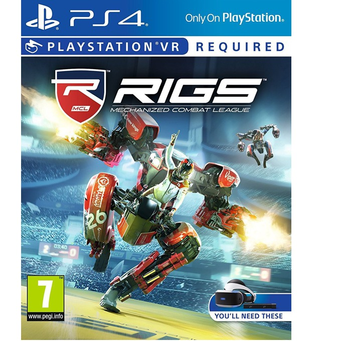 RIGS VR PS4 product