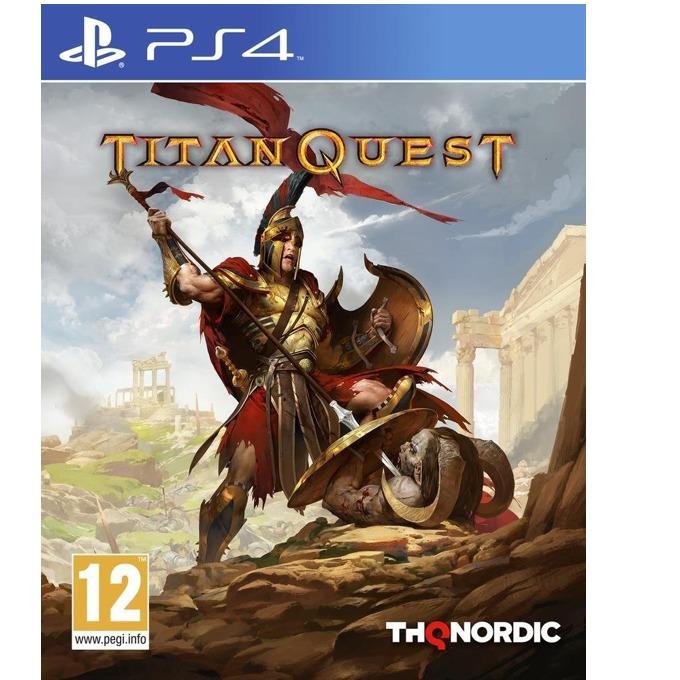Игра за конзола Titan Quest, за PS4 image