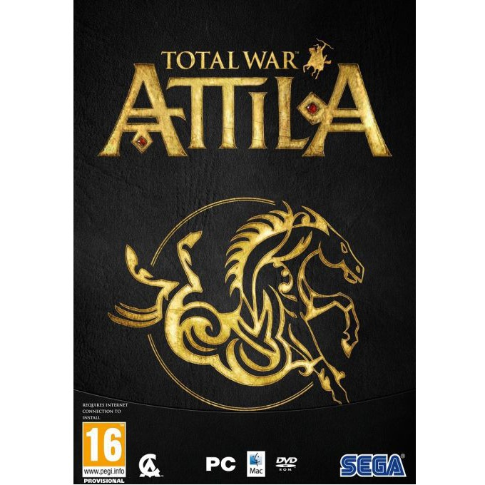 Игра Total War: Attila Special Editon, за PC image