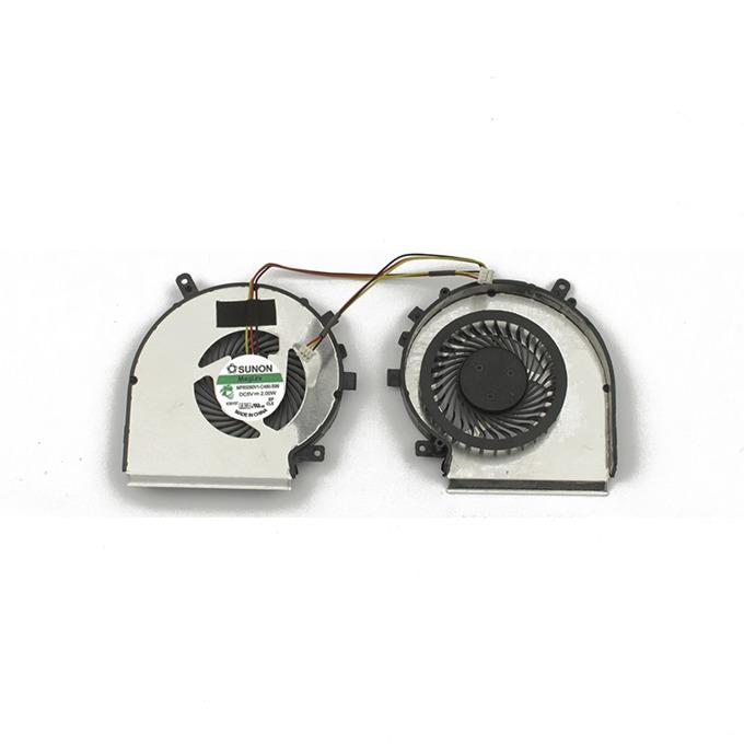 Вентилатор за лаптоп MSI GE62 GE72 PE60 PE70 GL62 (For CPU fan) image