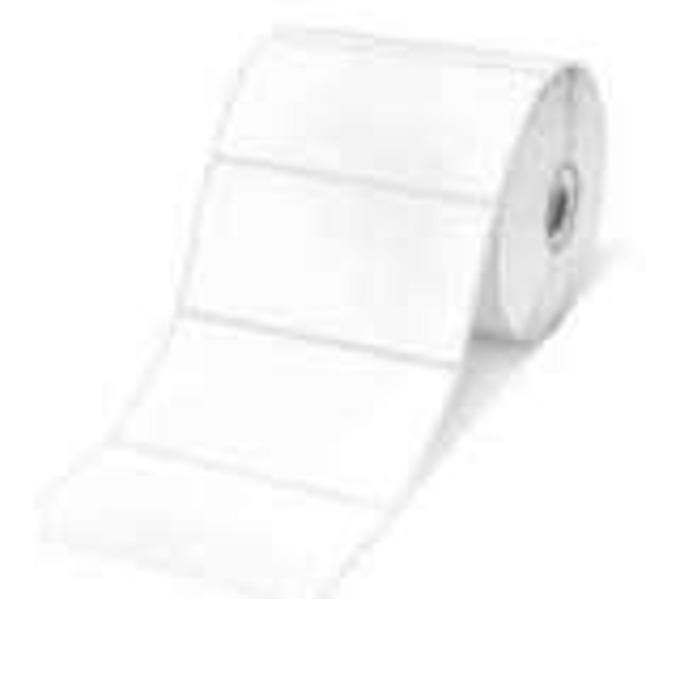ЛЕНТА ЗА ЕТИКЕТНИ ПРИНТЕРИ BROTHER ТИП RD-S03E1 White Paper Label Roll, 836 labels per roll, 102mmx50mm - P№RDS03E1 image