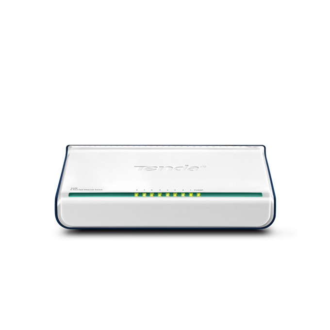 Switch Tenda S108, 8Port 100Mbps image