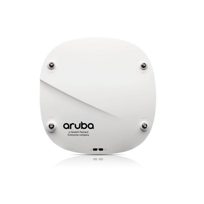 Аксес пойнт HPE Aruba IAP-334 (RW) Instant, 2.4GHz(800Mbps)/5GHz(1733Mbps), 1xLan 10/100/1000 PoE, 4x вътрешни антени image