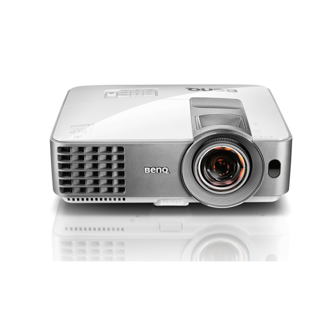 Проектор BenQ MS630ST, DLP 3D Ready, SVGA (800 x 600), 13000:1, 3200 lumens, Speaker 10W x 1, HDMI, D-sub, Composite Video, S-Video, USB, RS232, IR Receiver image