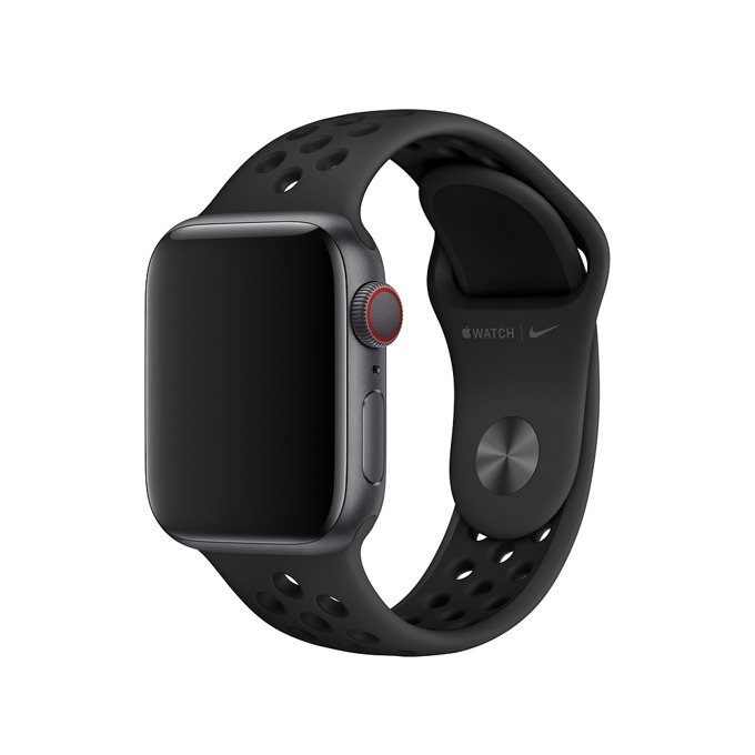 Apple Watch 40mm Nike Band: Anthracite/Black Nike  product