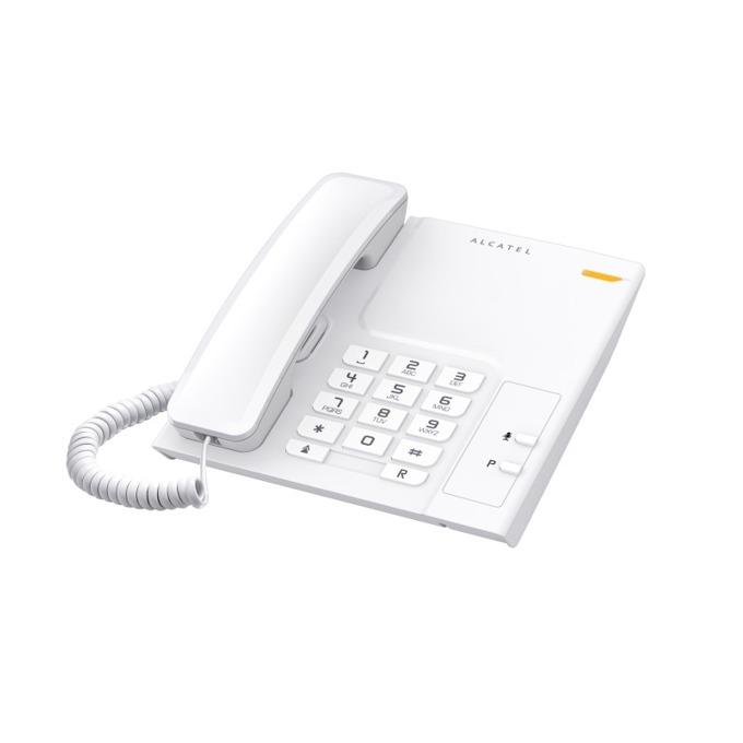Alcatel Temporis 26 White