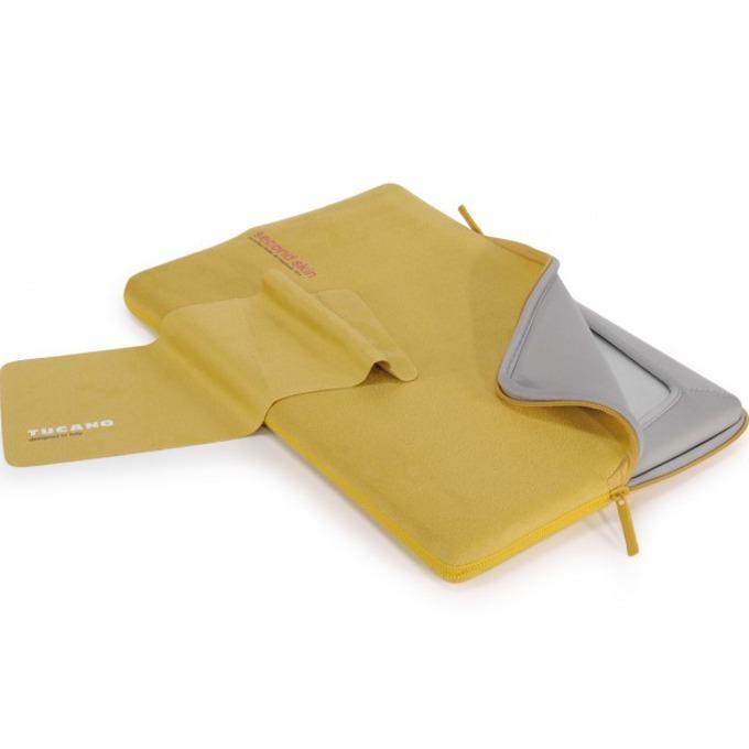 "Калъф за Macbook Pro TUCANO BFUS-MB15-YR, 15.4""(39.12cm), жълт image"