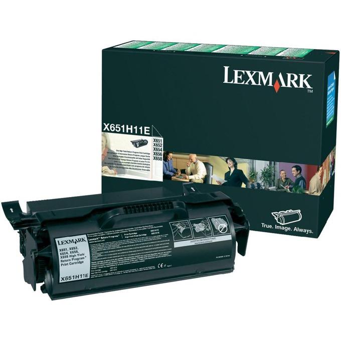 КАСЕТА ЗА LEXMARK X651/652/654/656/658 - Return … product