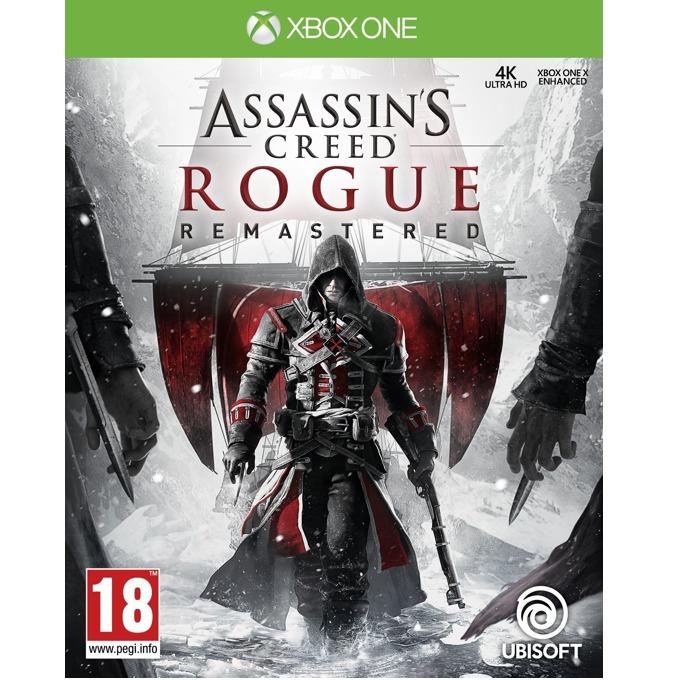 Игра за конзола Assassins Creed Rogue Remastered, за Xbox One image