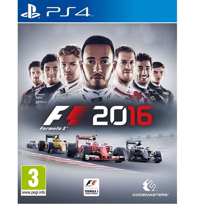 Игра за конзола F1 2016, за PS4 image