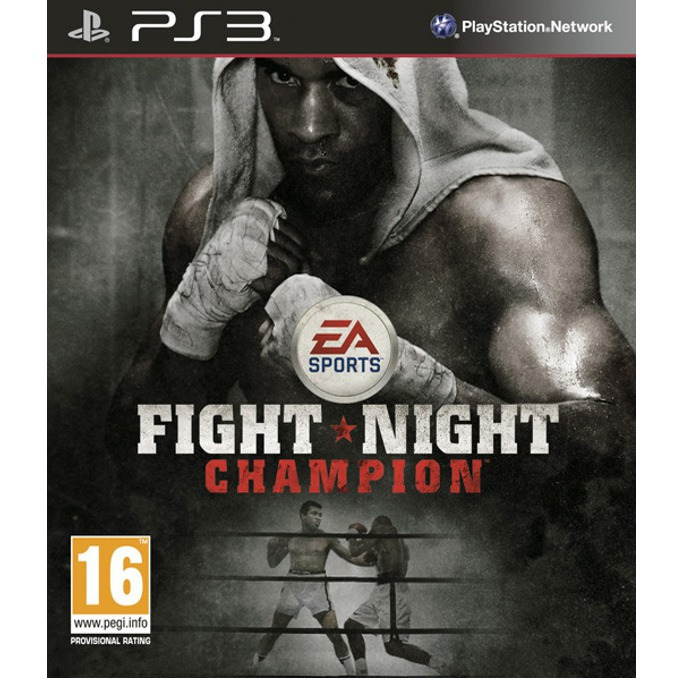 Игра за конзола Fight Night Champion, за PlayStation 3  image