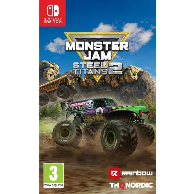 Monster Jam - Steel Titans 2 Nintendo Switch product