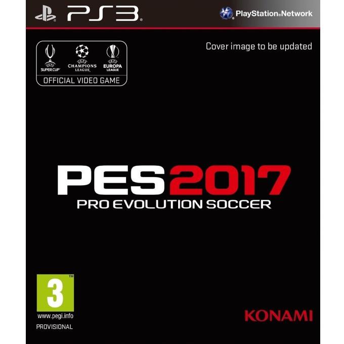 Игра за конзола Pro Evolution Soccer 2017, за PS3 image