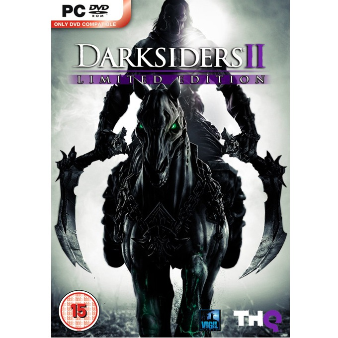 Darksiders II Limited Edition, за PC image